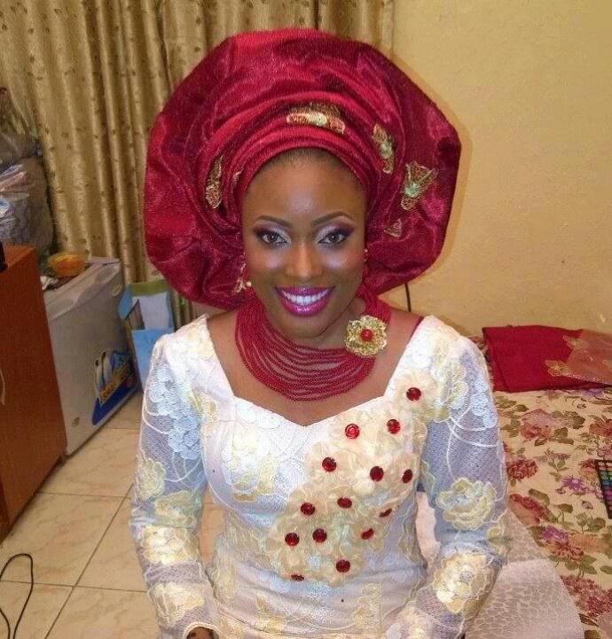 yoruba traditional brides