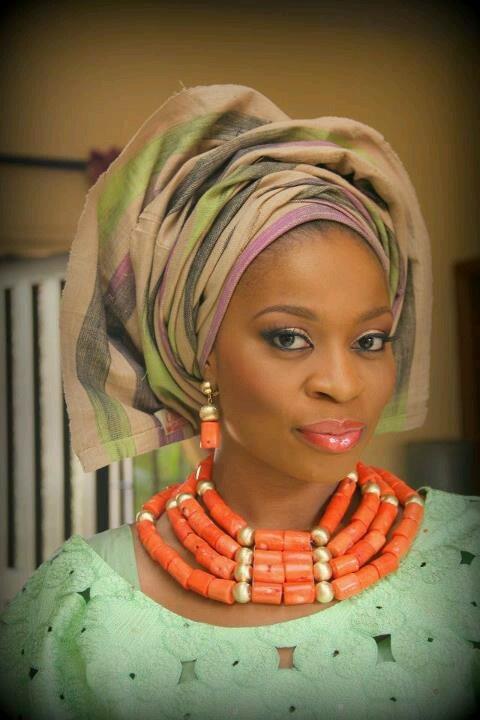 yoruba traditional bridal