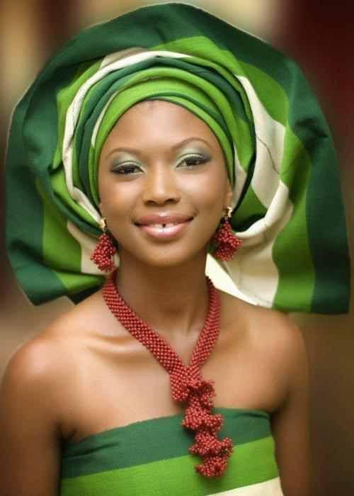 Yoruba brides