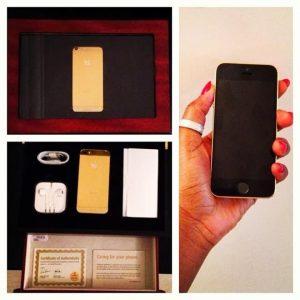 Genevieve Nnaji phone