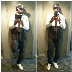 LeBron James phone 1