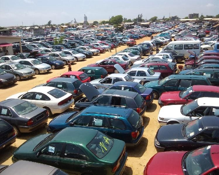 Cotonou-cars