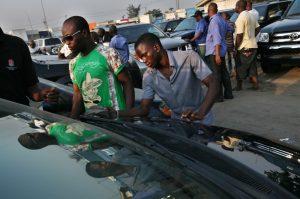 Nigeria Used Car 2