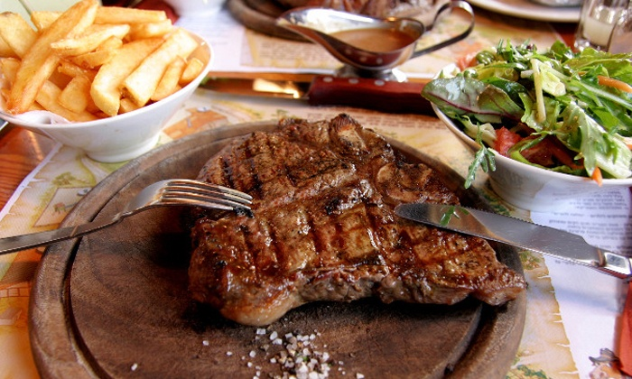Enjoy your perfect steak!