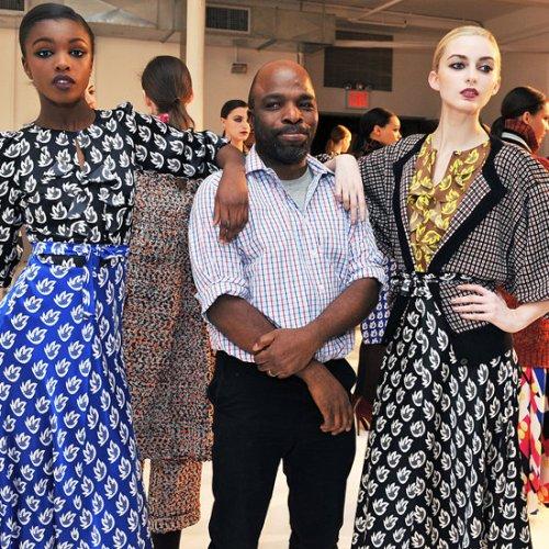 Duro Olowu Models