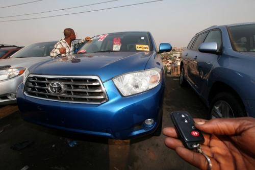 NIGERIA CARS