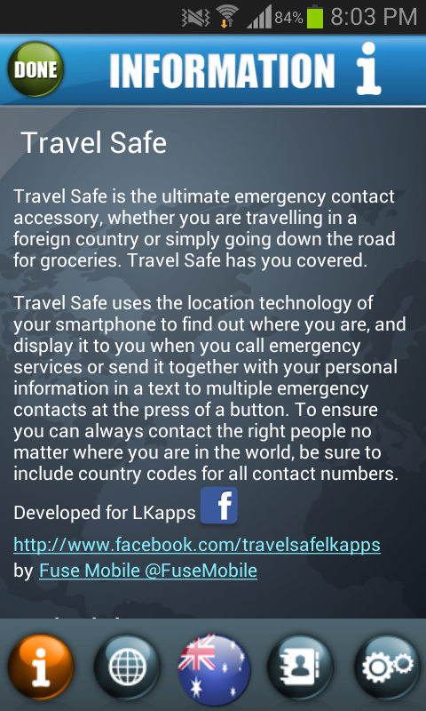TravelSafe 2