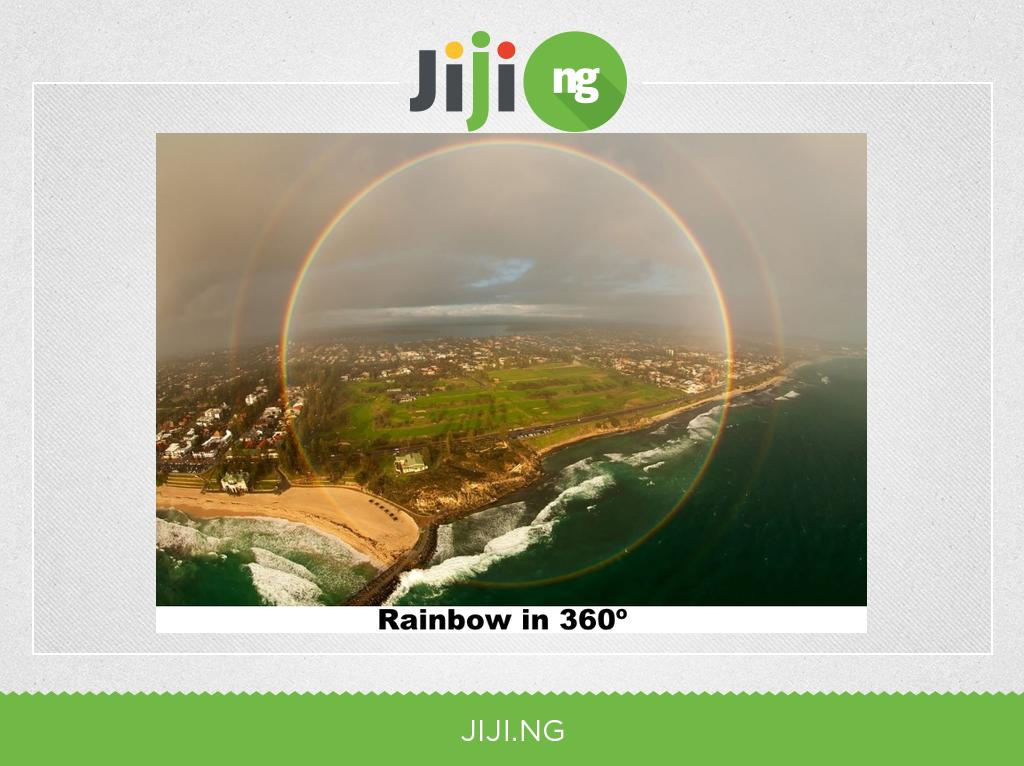 Rainbow in 360