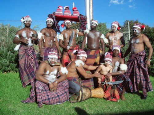 Igbo War Dance 300509 Adelaide