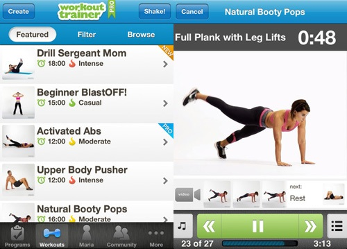 Workout Trainer 2