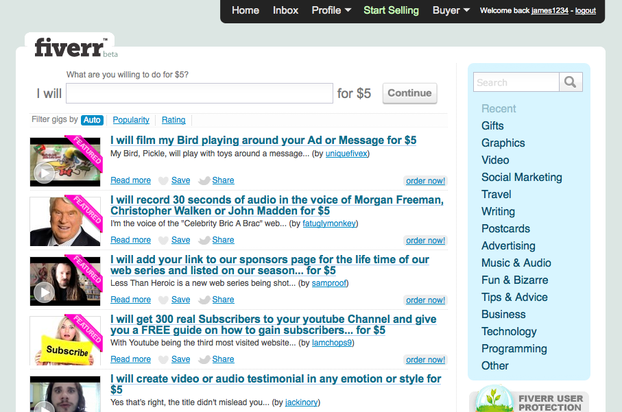 fiverr-gigs