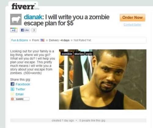 zombie-fiverr