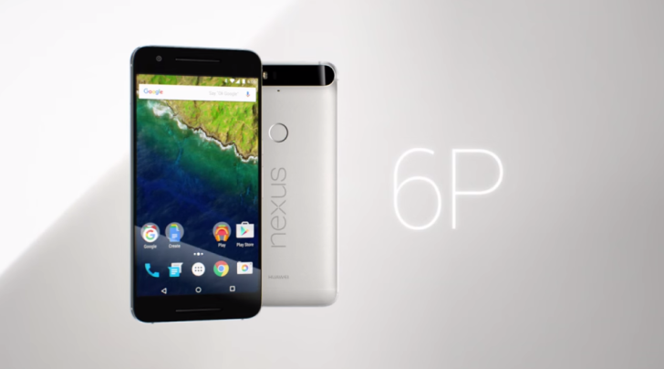 Nexus 6P: Premium Novelty By Google