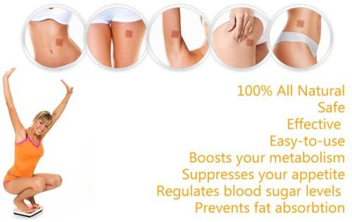 Slimming patches 5