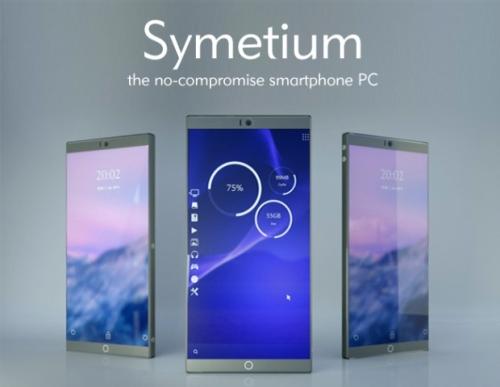 symetium smartphone