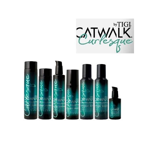 TIGI Catwalk Curlesque Curls Rock Amplifier 5