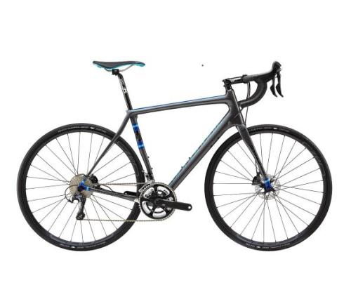 Cannondale - Synapse Hi-MOD Ultegra Disc Bicycle in Charcoal Grey 1