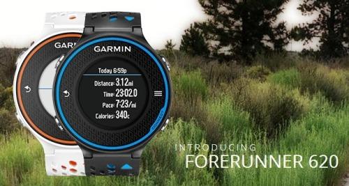 Garmin Forerunner 620 watch 1