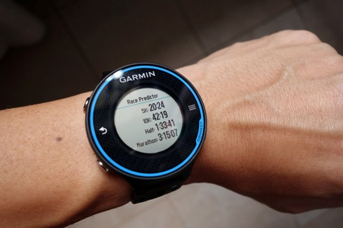 Garmin Forerunner 620 watch 3