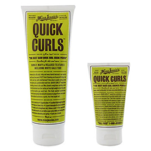Miss Jessie's Quick Curls 1