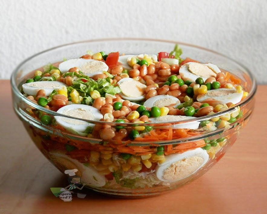 Nigerian salad 6