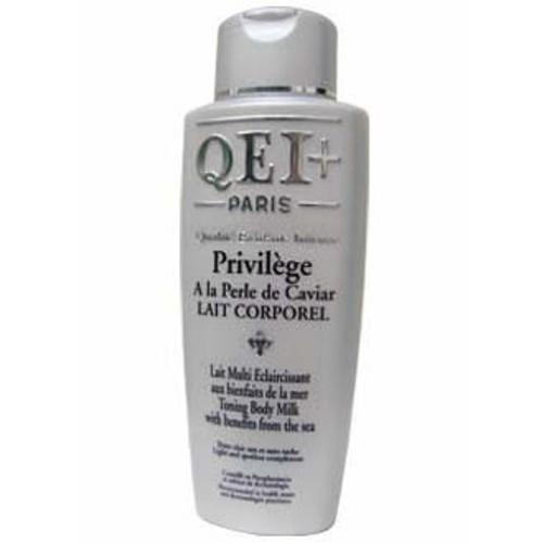 QEI Privilege Toning Body Milk 1