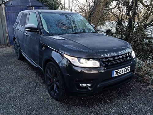 Range Rover Sport 5