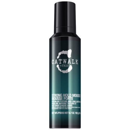 Tigi Catwalk Strong Mousse 1
