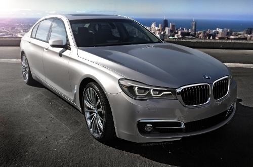 BMW 7 ????? 1