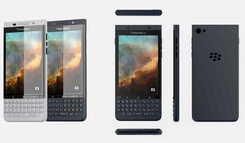BlackBerry Vienna 3