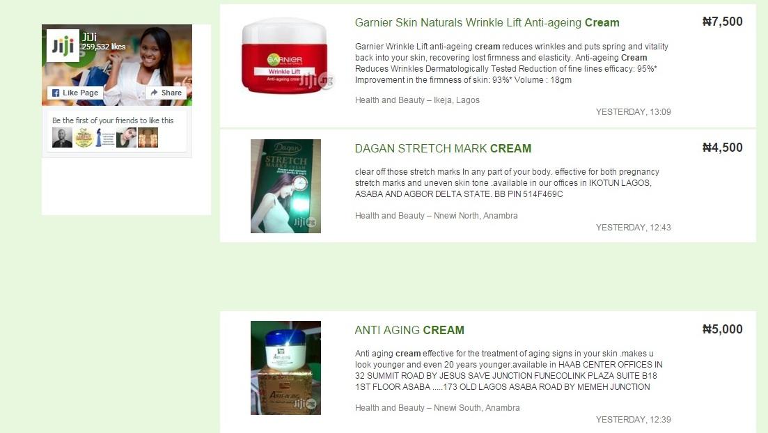Creams 2
