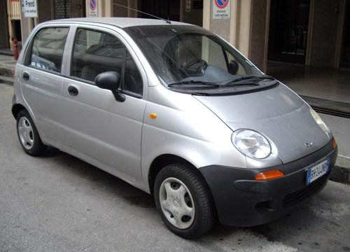Daewoo Matiz 3