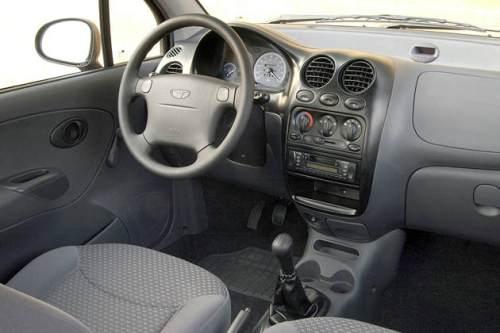 Daewoo Matiz 6