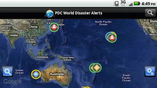 Disaster Alert 2