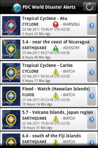 Disaster Alert 3