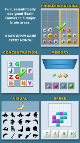 Fit Brains Trainer 4