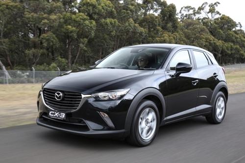 Mazda CX-3 2
