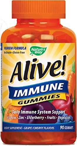 Nature's Way Alive! Immune Gummies 3