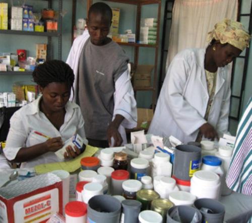 Nigeria-Pharmacy