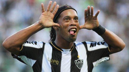 Ronaldinho`s move