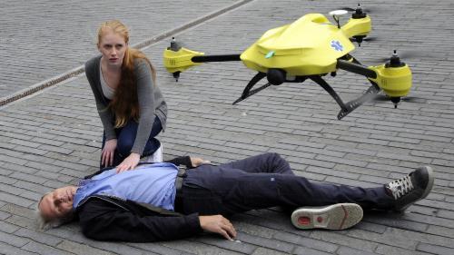 TU Delft Ambulance Drone 1