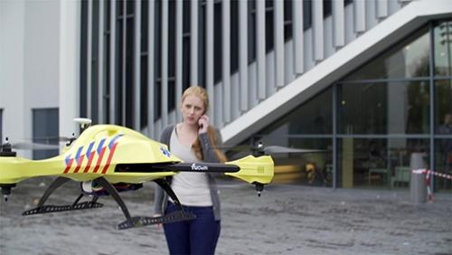 TU Delft Ambulance Drone 2