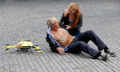 TU Delft Ambulance Drone 3