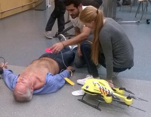 TU Delft Ambulance Drone 4