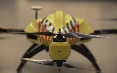 TU Delft Ambulance Drone 5