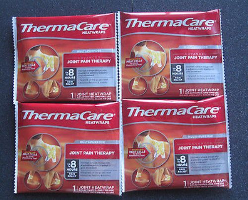 ThermaCare Multi-Purpose Joint HeatWraps 2