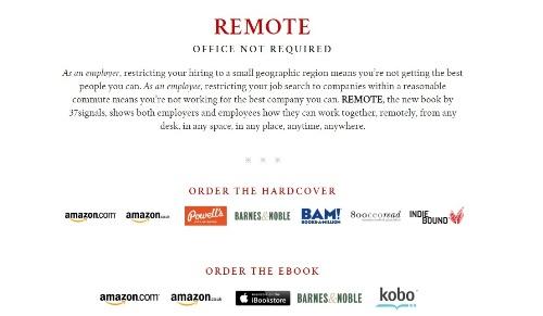 We work remotely 5