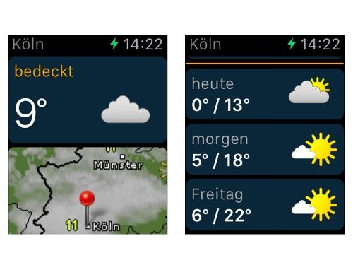 WetterOnline 3
