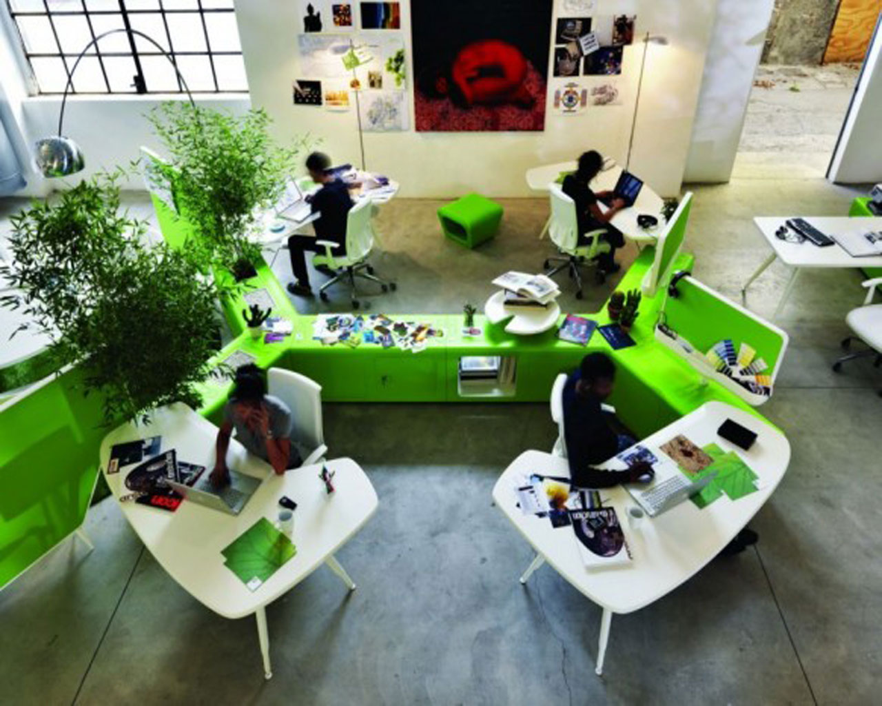 amazing-cool-office-desks-and-minimalist-ideas