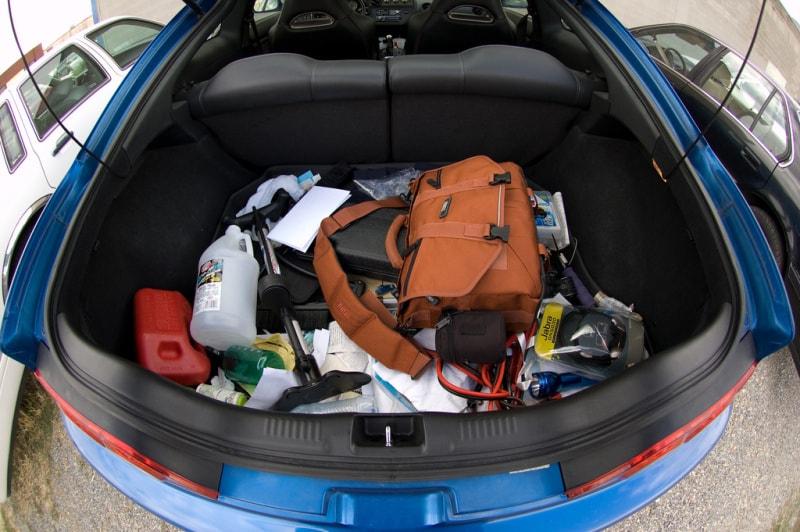 portbagaj masina